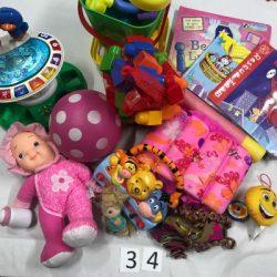 Girl Toy Box