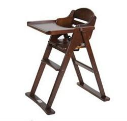 Timber Folding Highchair