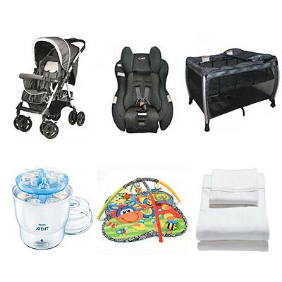 Package 1 – Newborn – 6 months
