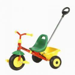 Trike with Parent push-bar