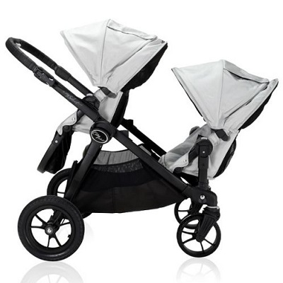 Baby Jogger City Select Double Pram Oz Baby Hire