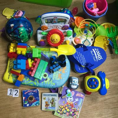 Boy Toy Box