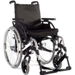 Lightweight Self Propelled Wheelchair