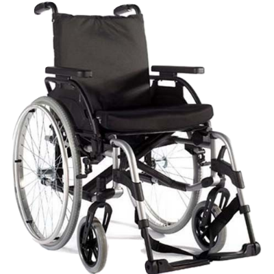 Premium Lightweight Folding Wheelchair