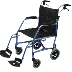 Lite transit Folding Wheelchair