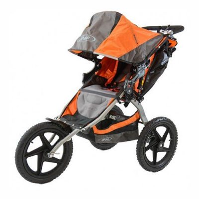 3 Wheel Bob Revolution on Road-Off Road Pram